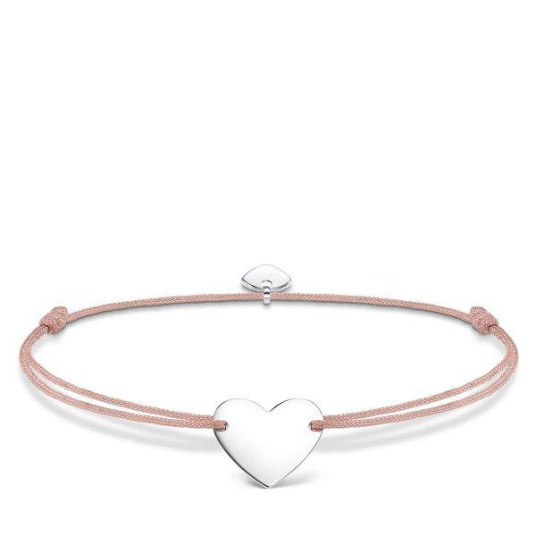 Thomas Sabo LS026-173-19 Armband Little Secret Herz Sterling-Silber