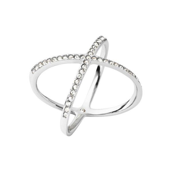 Michael Kors MKJ4136040510 Ring Damen Brilliance Gr. 60
