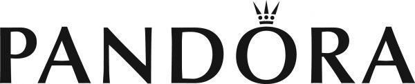 Pandora 791389 Charm-Anhänger Engelsflügel und Herz Silber-Gold