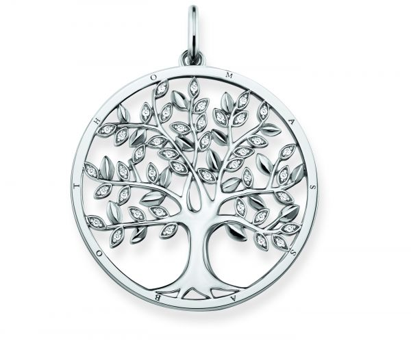 Thomas Sabo PE759-051-14 Anhänger Tree of Love