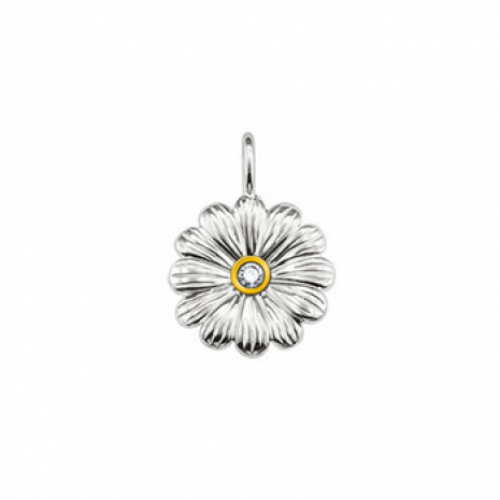Thomas Sabo Sweet Diamonds Anhänger Blume SD_PE0003-179-14