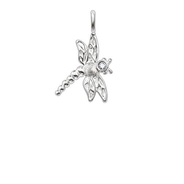 Thomas Sabo SD_PE0015-153-14 Anhänger Libelle Sweet Diamonds