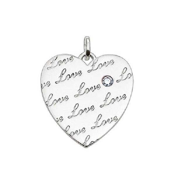 Thomas Sabo SD_PE0018-153-14 Anhänger Love Herz Sweet Diamonds
