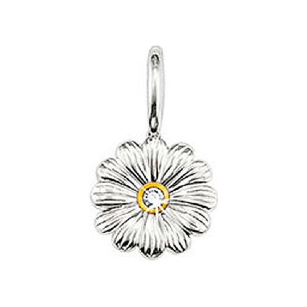 Thomas Sabo Sweet Diamonds Anhänger Blume SD_PE0004-179-14