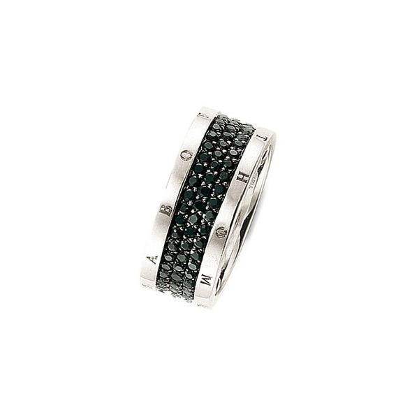 Thomas Sabo TR1710-051-11 Eternity-Ring Classic Schwarz Sterling-Silber