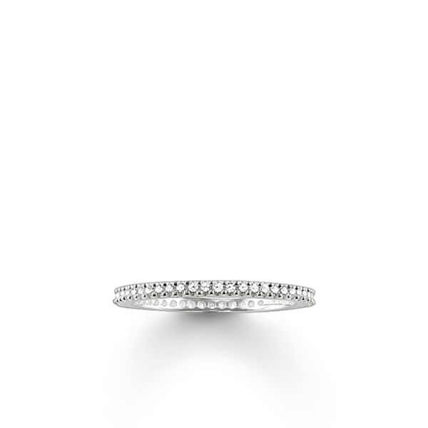 Thomas Sabo TR1980-051-14 Eternity-Ring Pavé Sterling-Silber