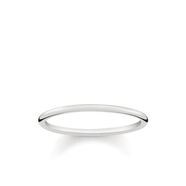 Thomas Sabo TR2123-001-12 Ring Damen Klassik Sterling-Silber