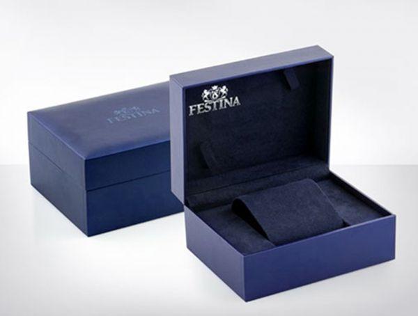 Festina F16495/3 Set Herren-Uhr Plus Wechselband Ø 44 mm