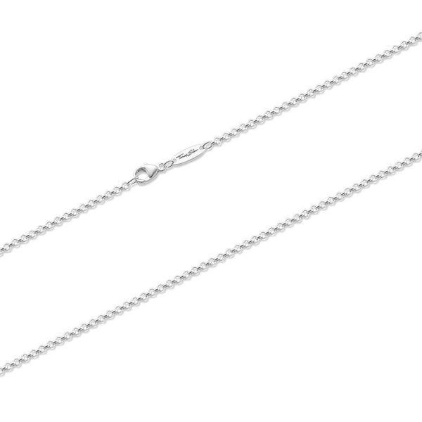 Thomas Sabo X0001-001-12 Halskette Charm Club Sterling-Silber