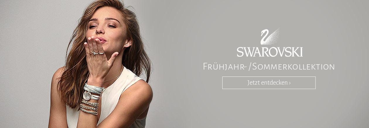 Swarovski Kollektion Frühjahr Sommer 2016